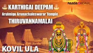 Karthigai Deepam Arulmigu Arunachaleswarar Temple, Thiruvannamalai