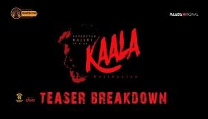 Kaala Teaser Breakdown