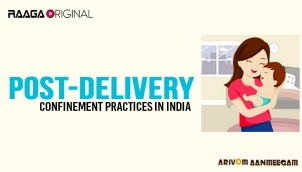 Post-delivery confinement practices in India