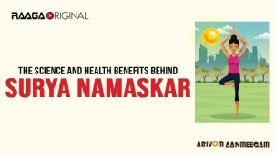 The Science And Health Benefits Behind Surya Namaskar