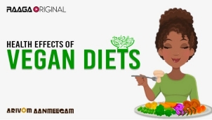 Health effects of vegan diets