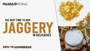 The Best time to Add Jaggery in Delicacies
