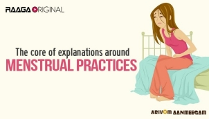 The core of explanations around menstrual practices