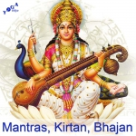 Krishnadas chants the kirtan Om Sat Chid Ananda