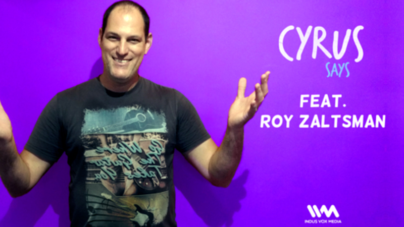 Ep. 186 feat. Mentalist Roy Zaltsman
