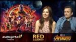 EXCLUSIVE : Avengers - Infinity War Making Interview   Karen Gillan & Director Joe Russo